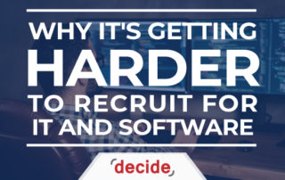 Software Recruiting Harder