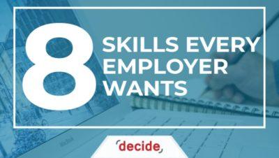8 skills every employer wants