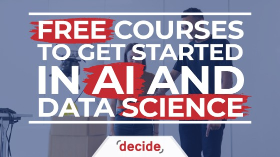 free Courses AI data science