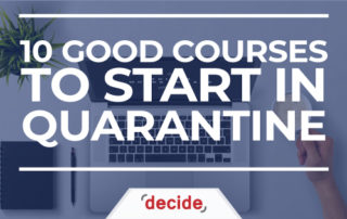 good IT courses during quarantine