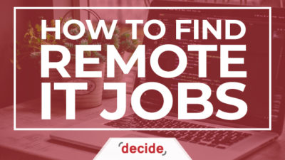 How Find Remote IT Jobs
