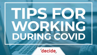 Tip Working During Covid