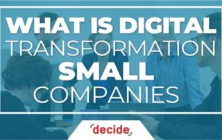 What Is Digital transformation small Company