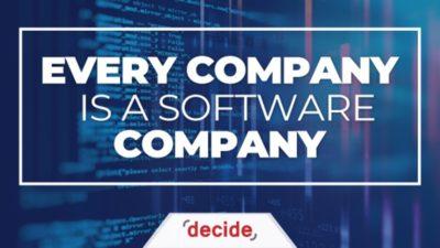Every Company is a Software Company