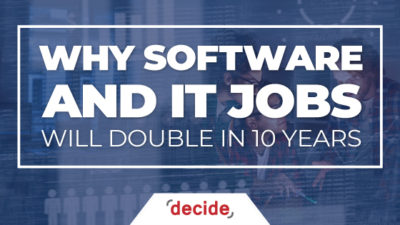 why Software IT Jobs will Double