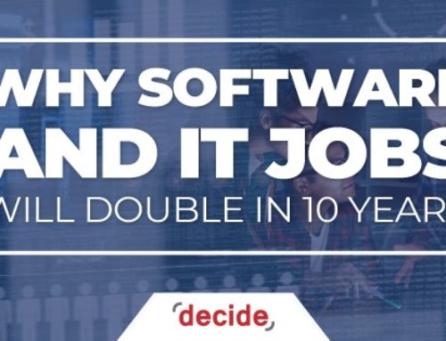 Why Software And IT Jobs Will Double In 10 Years